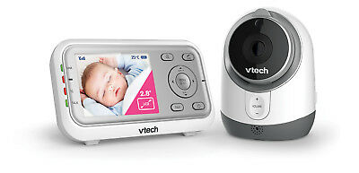 Vtech Bm3300 Safe & Sound Full Colour Video And Audio Monitor