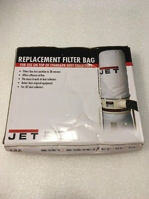 JET 708698 Replacement Filter Bag To 30 Microns for DC-1200 Dust Collector New