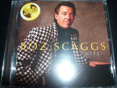 BOZ SCAGGS Hits! Very Best Of Greatest Hits (Australia) (Gold Series) CD - New