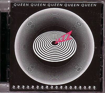 CD (NEU!) . QUEEN - Jazz (dig.rem./ Bicycle race Mustafa Don't Stop me now mkmbh
