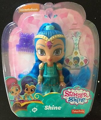 Fisher-Price Shimmer and Shine Nicklodeon// SHIMMER New in the Box//Free SHIPPING