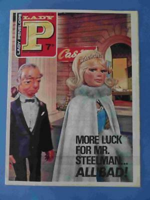 Lady Penelope 28 1966 Gerry Anderson Thunderbirds! Lovely! Very Rare!!