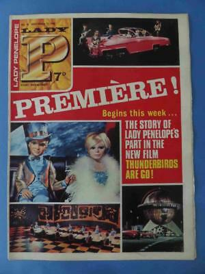 Lady Penelope 48 1966 Gerry Anderson Monkees! Very Rare! Superb!