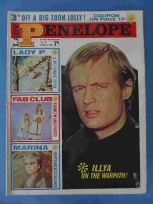 Lady Penelope 23 1966 Gerry Anderson Thunderbirds! Lovely! Very Rare!!