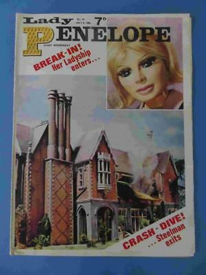 Lady Penelope 25 1966 Gerry Anderson Thunderbirds! Lovely! Very Rare!!