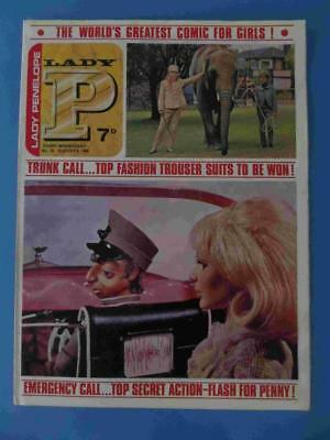 Lady Penelope 29 1966 Gerry Anderson Thunderbirds! Lovely! Very Rare!!