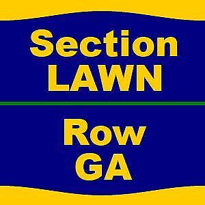 1 Ticket Dead and Company 6/20/19 at BB&T Pavilion - LAWN GA