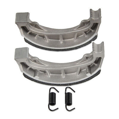 Water Grooved Brake Shoes Set Springs for Honda Z50 QA50 S65 C70 CL70 CT70 XR75