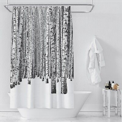 Shower Curtains 3d Sonne Grün Wald 8 Duschvorhang Wasserdicht Faser Bad Daheim Windows Toilette