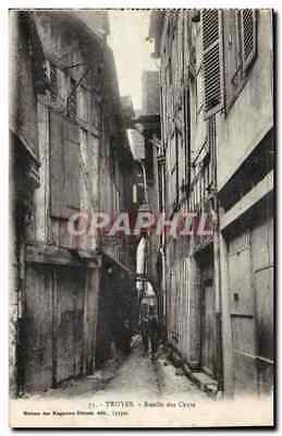 Troyes CPA Ruelle des chats