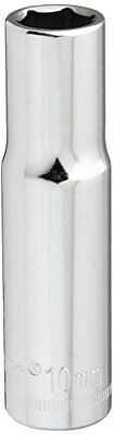 "Crescent CDDS40N 3/8"" Drive, 10mm Deep Socket - 6 Point"