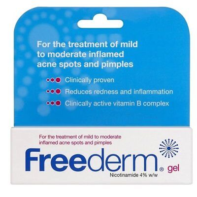 Freederm 4% Gel For The Treatment Of Acne Spots & Pimples - 10 g