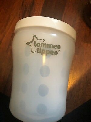 Tommee Tippee Closer to Nature Single Bottle Steriliser BRAND NEW