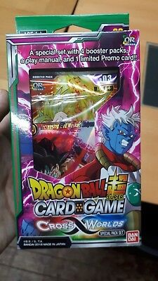 Dragon Ball Super Card Game Special Pack Set B03