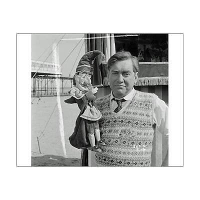 "10""x8"" (25x20cm) Print of Punch and Judy Man (The) (1963) from"