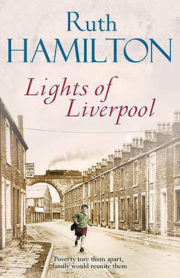 Lights of Liverpool by Ruth Hamilton Paperback Family Drama Book Books A10 LL174