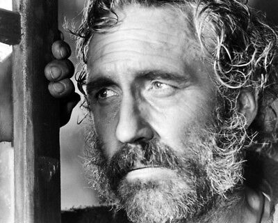 Jason Robards Once Upon A Time In The West Close Up As Cheyenne 8X10 Photo