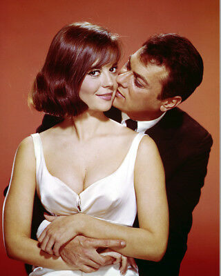 Sex And The Single Girl Tony Curtis Natalie Wood 8X10 Photo