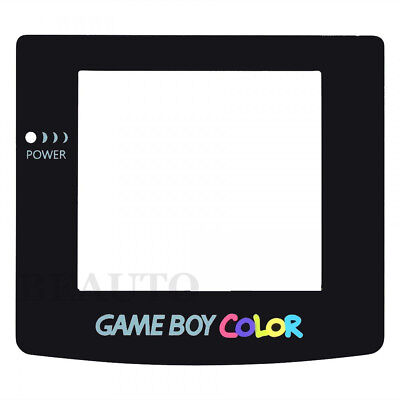 Glass Screen Lens Protector panel Replacement for Nintendo Game Boy Color GBC