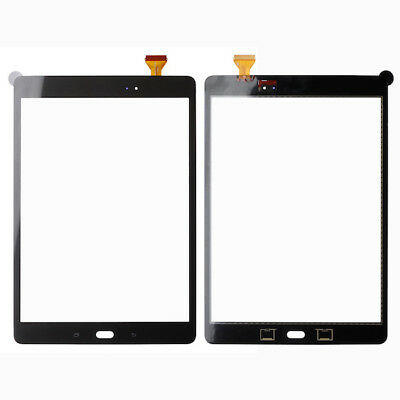 For Samsung Galaxy Tab A 9.7 Front Touch Screen Digitizer Glass Grey T550 T555