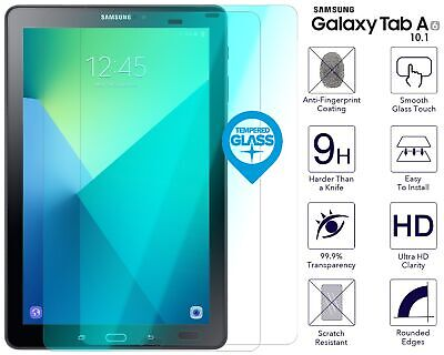 2 x For Samsung Galaxy Tab A 10.1 Tempered Glass Screen Protector T580 T585 T587