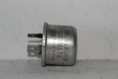 Yamaha Exciter Sr185 Sr250 Sr250T Stanley Turn Signal Flasher Relay Unit (Toe78)