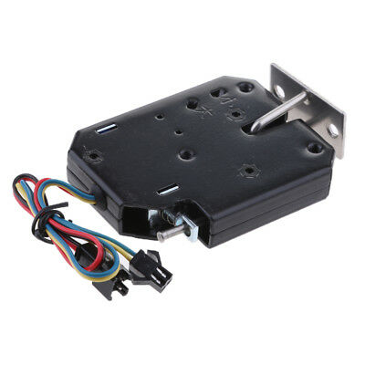 Universal Mini Electric Magnetic Lock 6V 1.7A for Door Gate Cabinet Locker