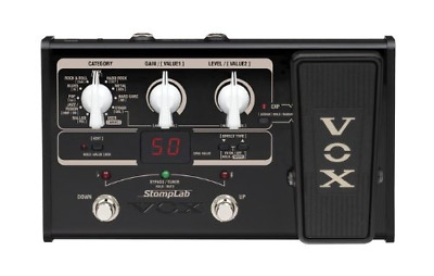Vox STOMPLAB2G Modeling Guitar Effects Processor