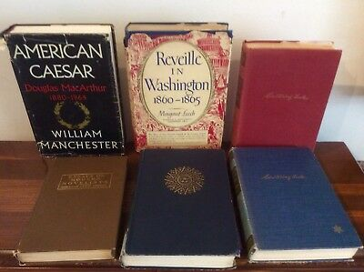 MIXED LOT BOOKS Collectible Vintage Old Rare Hard To Find.  First Edition