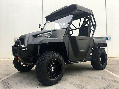 Side X Side Utility Odes Dominator 800Cc 4X4 Off Road Atv Farm Hunting Buggy