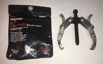 Craftsman 9-46905 2 Jaw Small Gear Puller