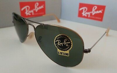 ae0699df0d NEW !!RAY BAN Aviator 3026 167  Sunglasses Bronze G 15 LenS 3025 ...