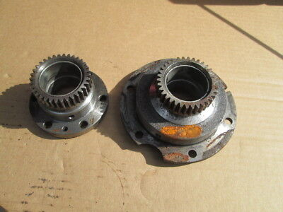 2 Engine Stationary Gears OEM PART 12-A 1984-'85 MAZDA RX-7 GSL
