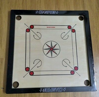 "27""x27"" Brand New Carrom Board with Carrom coins and Striker Fast Delivery"