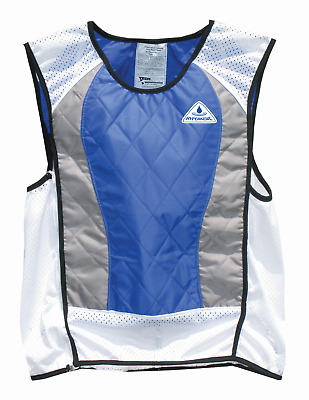 TechNiche International HyperKewl Cooling Ultra Sports Vest Blue Large