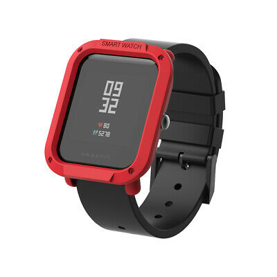 Fashion Sport PC Case Protector Shell For Xiaomi Huami Amazfit Bip Youth Watch