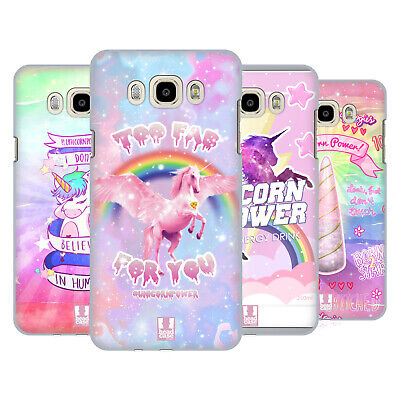 Head Case Designs Unicorn Power! Hard Back Case For Samsung Phones 3