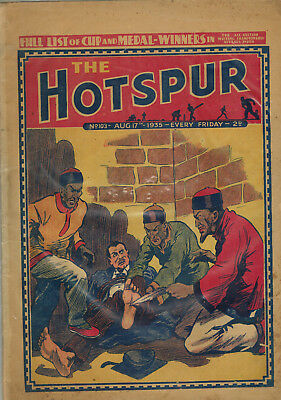 HOTSPUR COMIC No. 103 from 1935 - D. C. Thomson