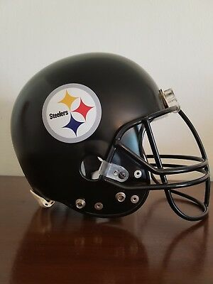 Pittsburgh Steelers 80's Riddell Helm