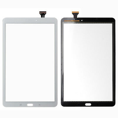 Per Samsung Galaxy Tab E 9.6 Front Touch Screen Digitizer Panel Bianca T560 T561