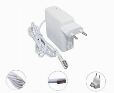 Alimentatore Mac Apple Magsafe 1 60W Macbook - Air E Pro Caricabatterie Laptop