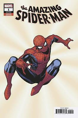 THE AMAZING SPIDER-MAN #1 Jim Cheung Variant Comic Book Marvel NM First Print