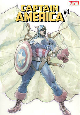 CAPTAIN AMERICA #1 Leinil Francis Yu Variant NM First Print 2018 Marvel Comic