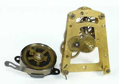 Vintage Seth Thomas Wall Clock Movement - Parts/repair Ri05