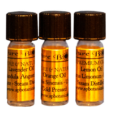 3ml Essential Oils - Many Different Oils To Choose From! 100% Pure - Natural