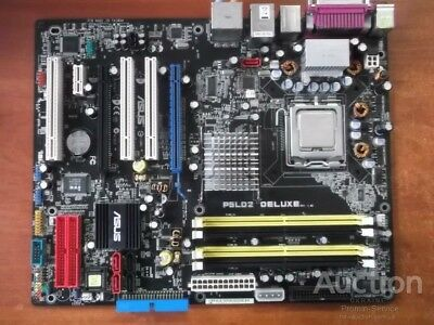 ASUS P5LD2 DELUXE WINDOWS 10 DRIVERS DOWNLOAD