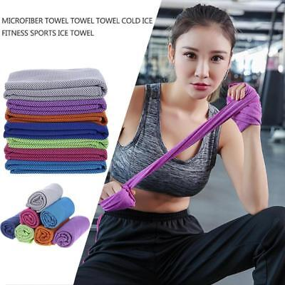 Instant Cooling Towel Sports Gym Towel Drying Sweat Pets Baby Absorb Dry Towel
