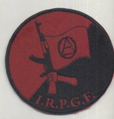IRPGF First LGBT Battalion Military Patch Anti ISIS Syria Army