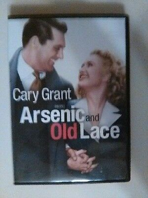Arsenic and Old Lace (DVD, 2010)