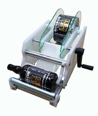 LABELROO Bottle Labelling Machine – Label Applicator - Micro Brewery Wine Gin